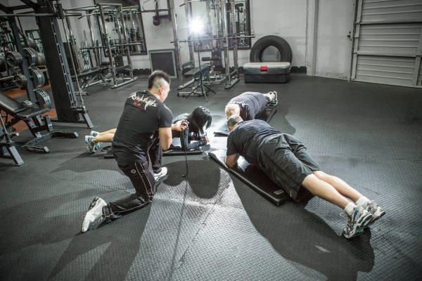 gyms in richmond bc