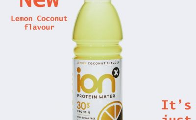 protein water drinks